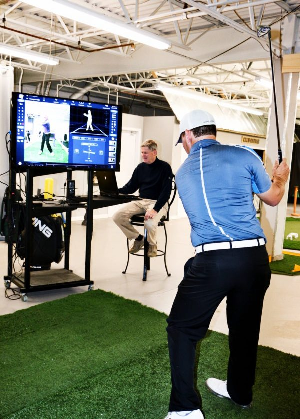 Golf Swing Evaluation at the Swing Factory Golf Studio in Roswell GA