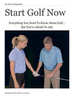 Start Golf Now Book Cover